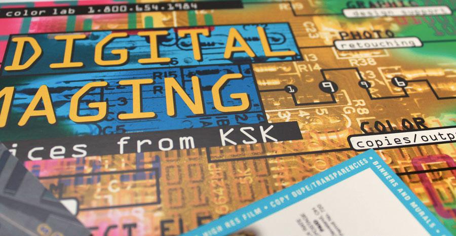 Direct mail,postcards,ksk