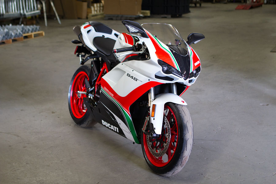Ducati Sport Classic Custom