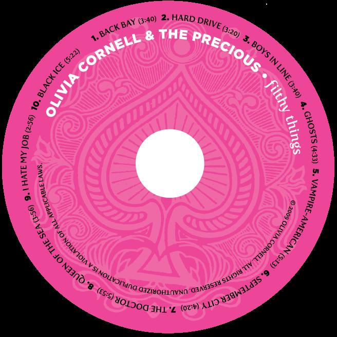 mermaid,CD design,album artwork,Vector Illustration,olivia cornell