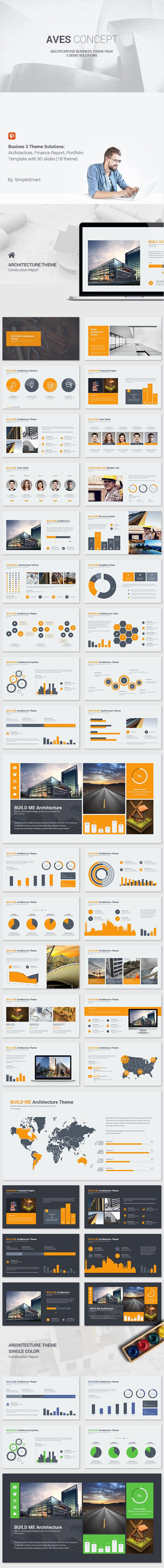 Aves Business Theme - 3
