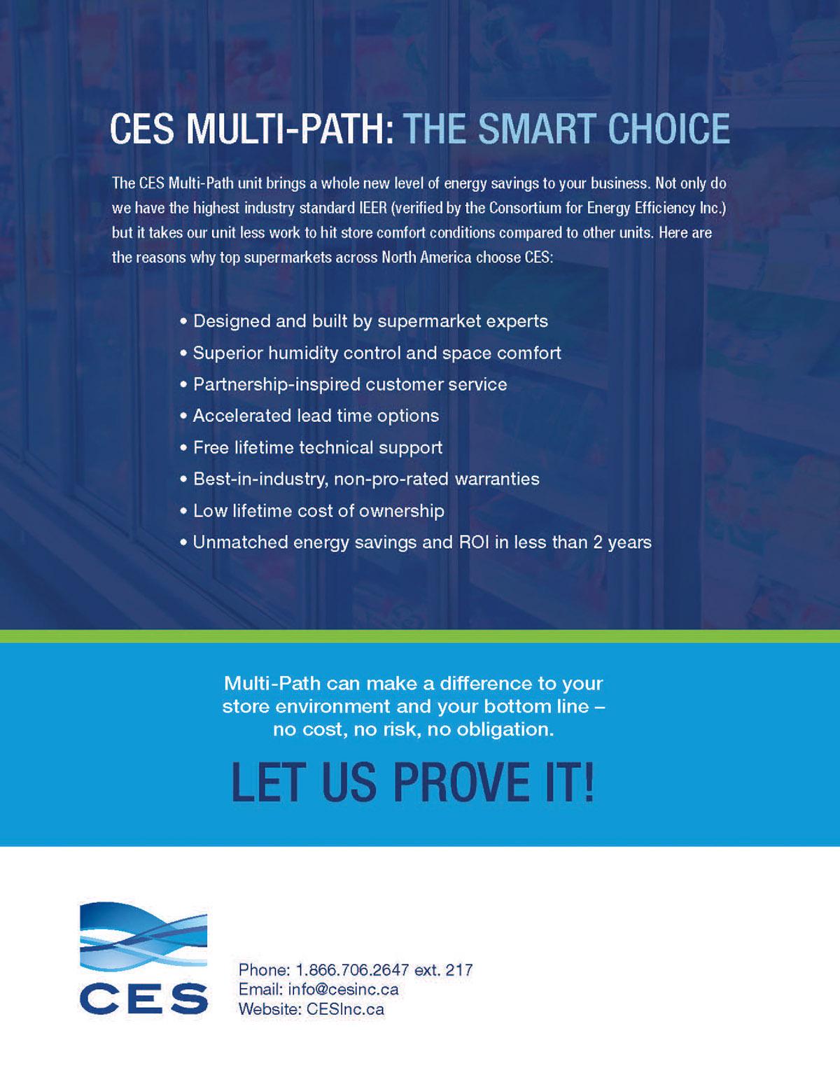 CES HVAC Brochure on Behance