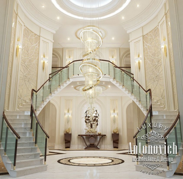 Entrance Design From Antonovich Design On Behance