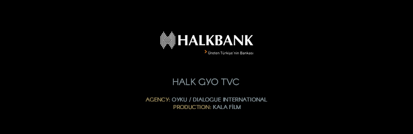 paraf Halkbank tvc