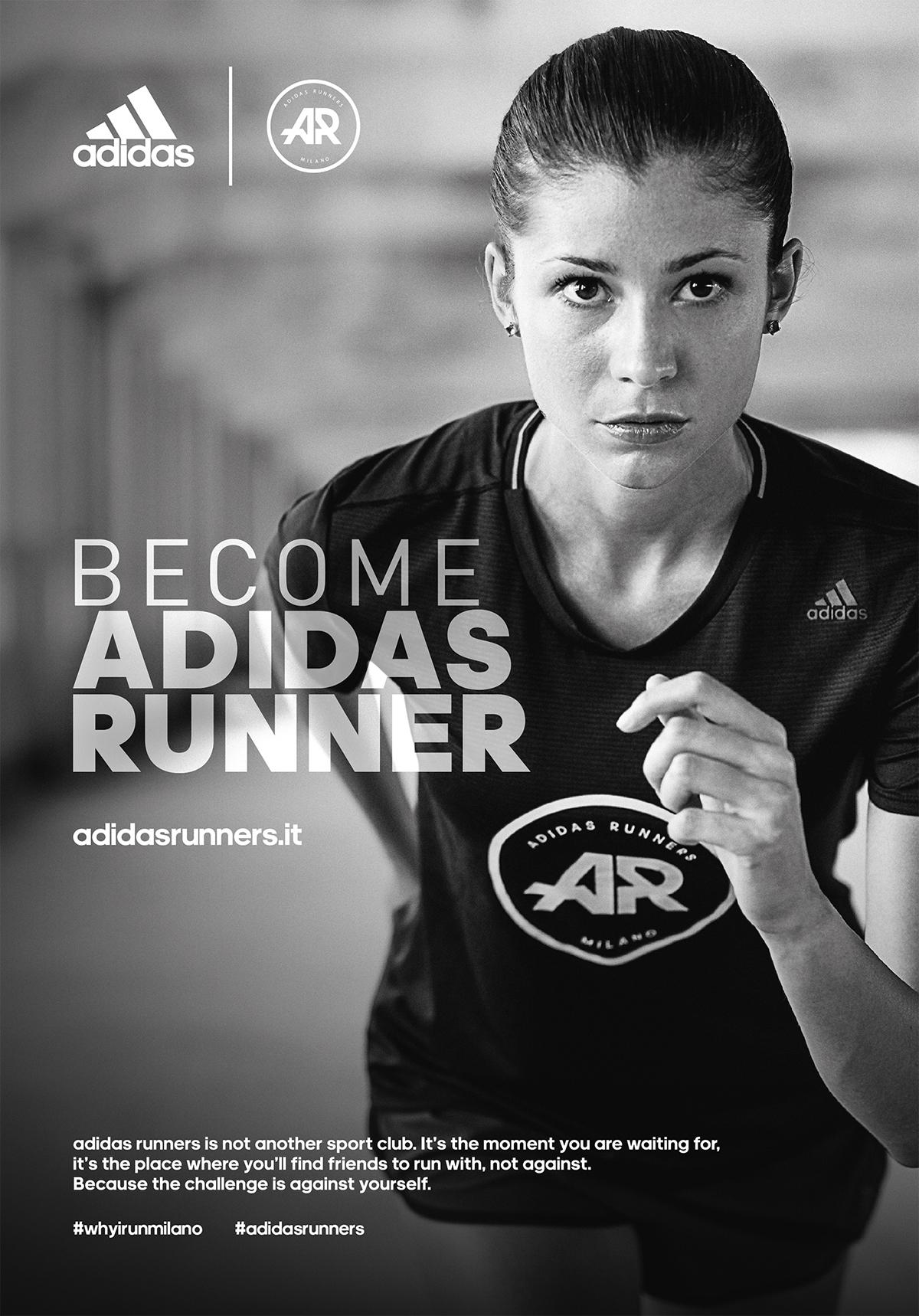 adidas runners club
