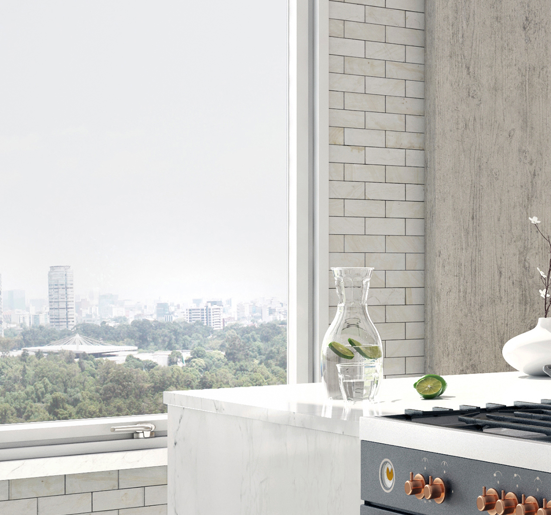 New York Apartment (CGI) On Behance