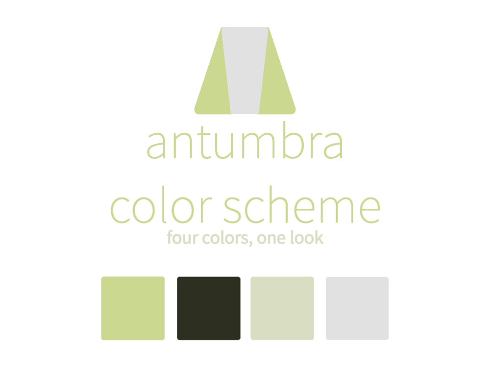antumbra logo identity shadow