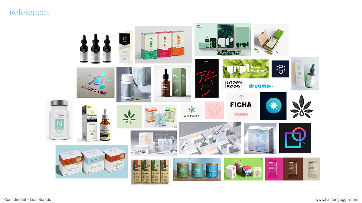 Clinical Extracts on Pantone Canvas Gallery