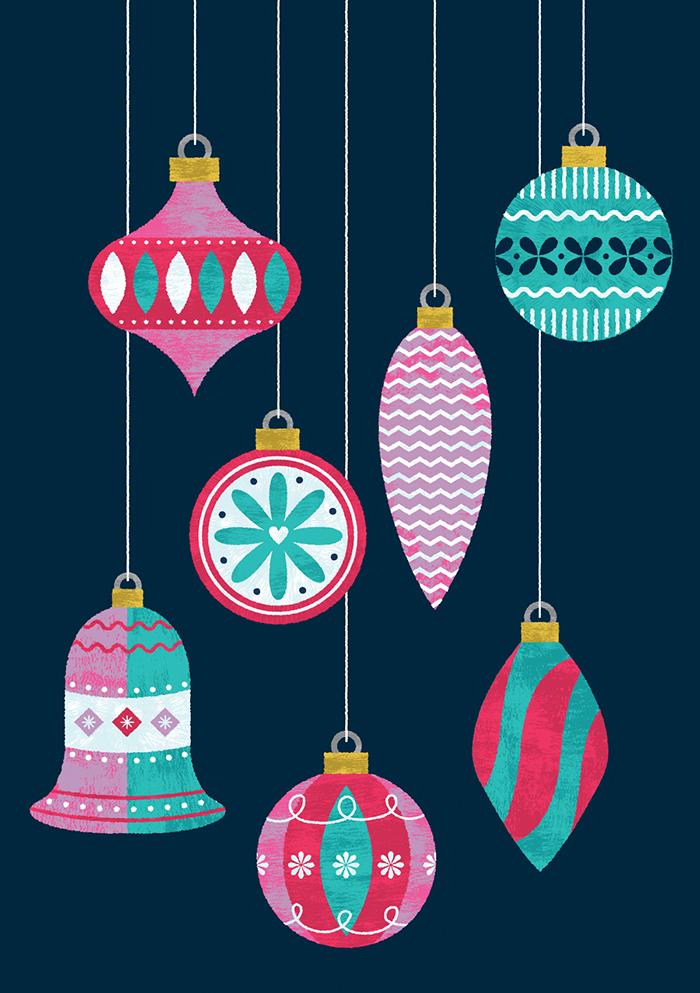 Christmas Card Designs on Behance
