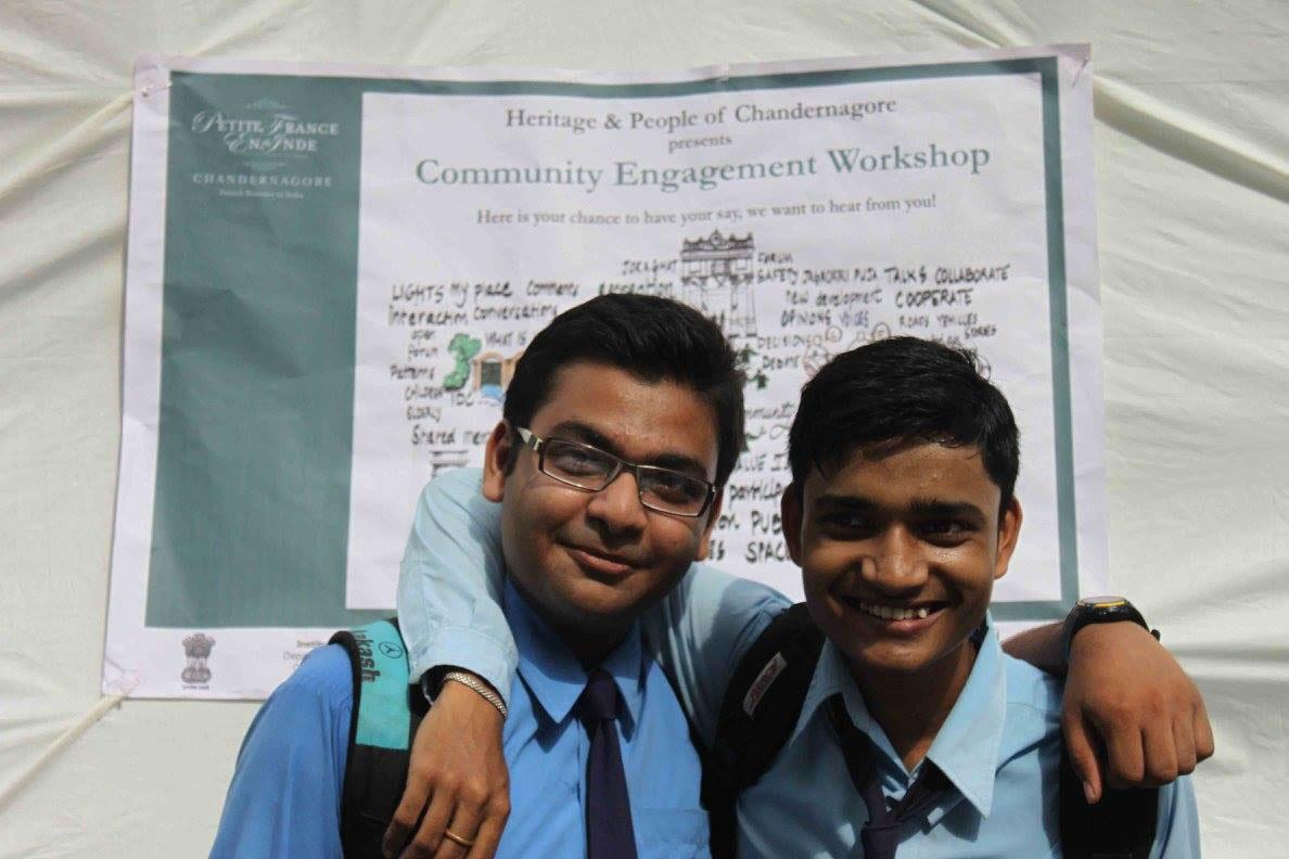community engagement intervention heritage Communication Design strategy