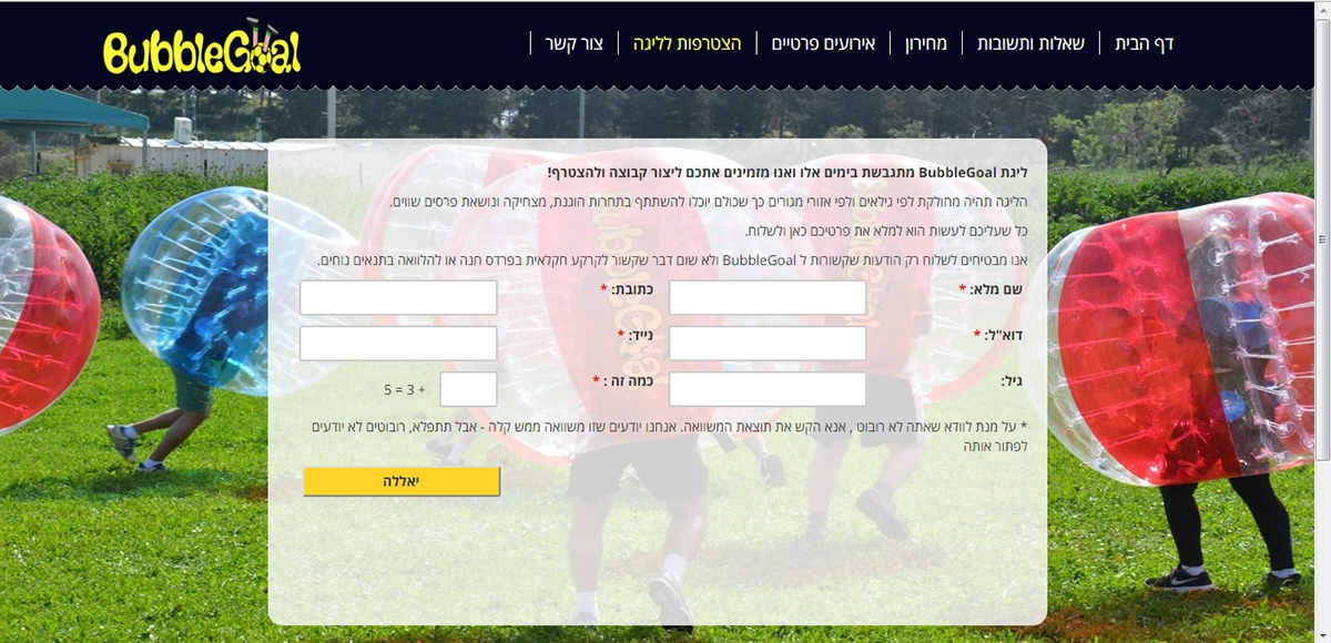 Website wordpress Responsive