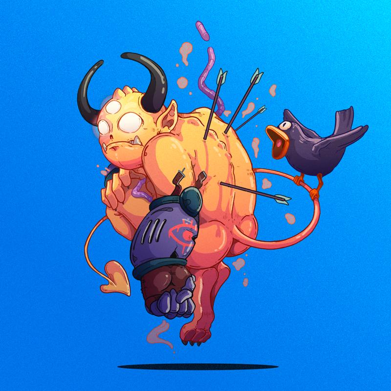 peru Character challenge Compilation design ILLUSTRATION  music doodle Project pop