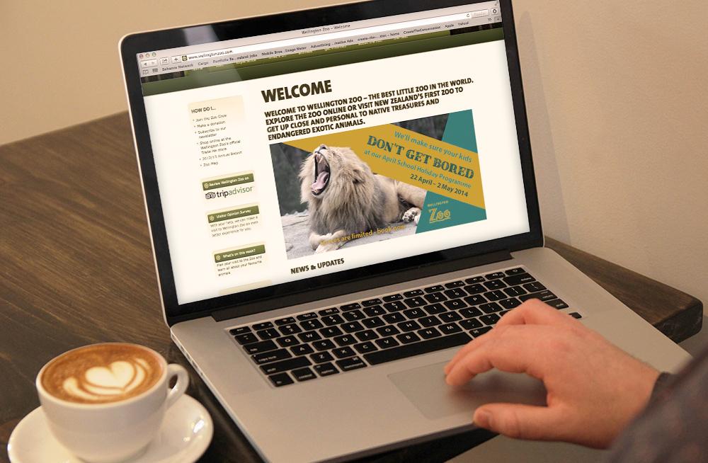 Wellington Zoo Marketing on Behance