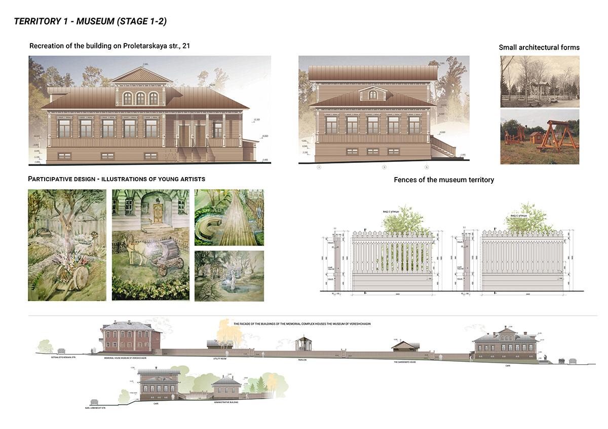 architecture Urban Design ILLUSTRATION