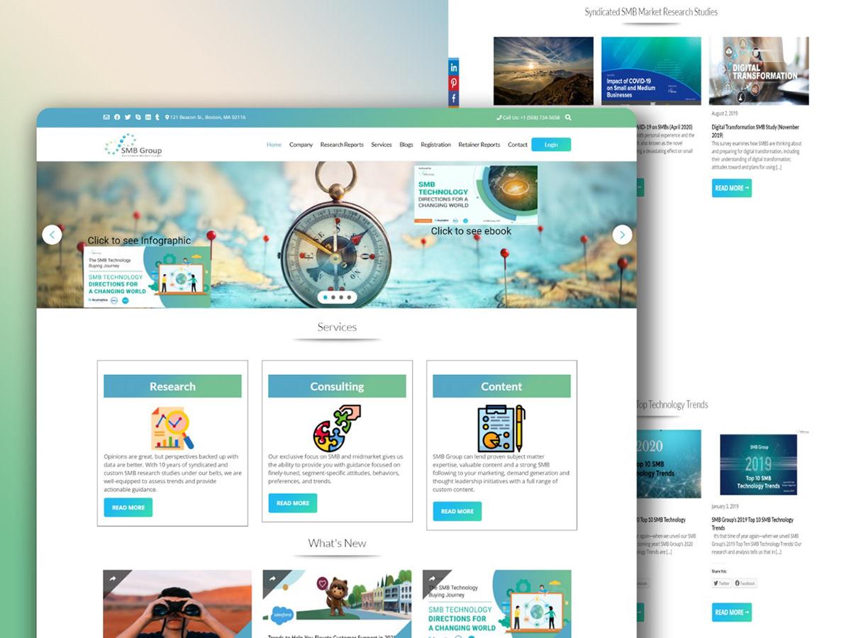 Blog HTML CSS redesign website SEO Website Design website development wordpress