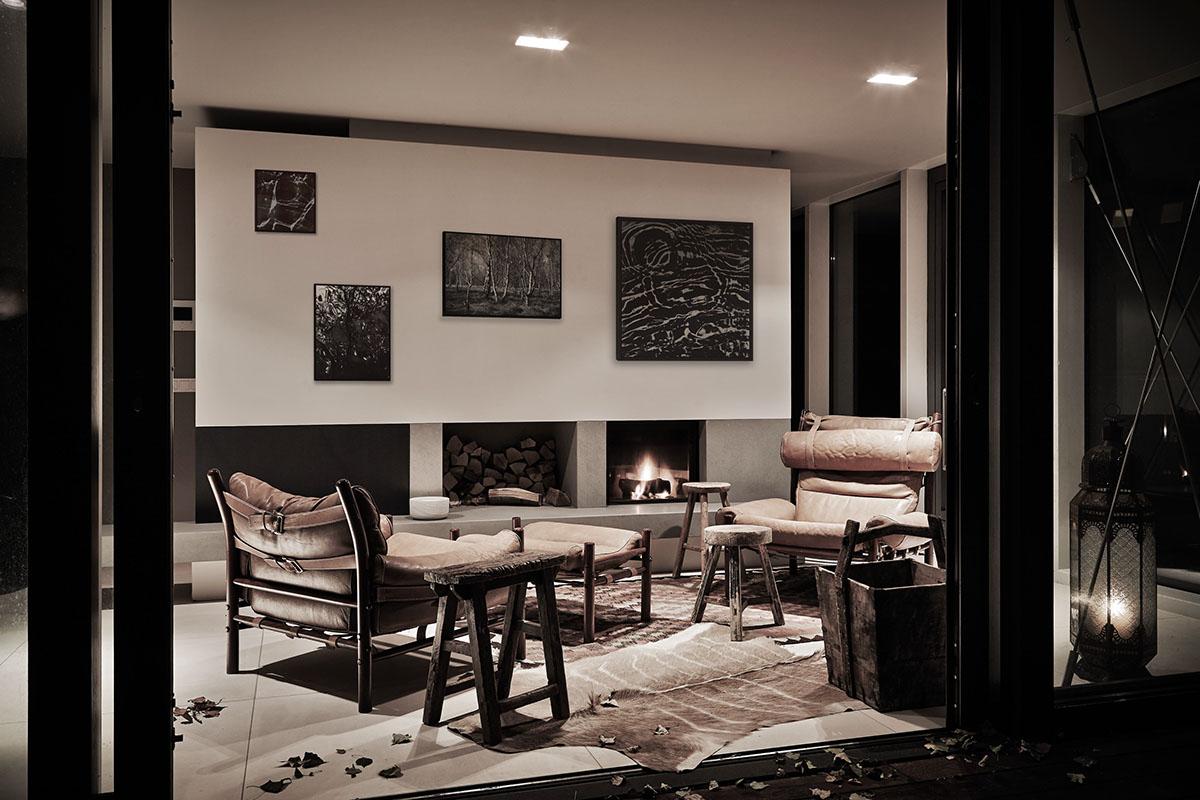 【国外作品】室内空间设计表现图片