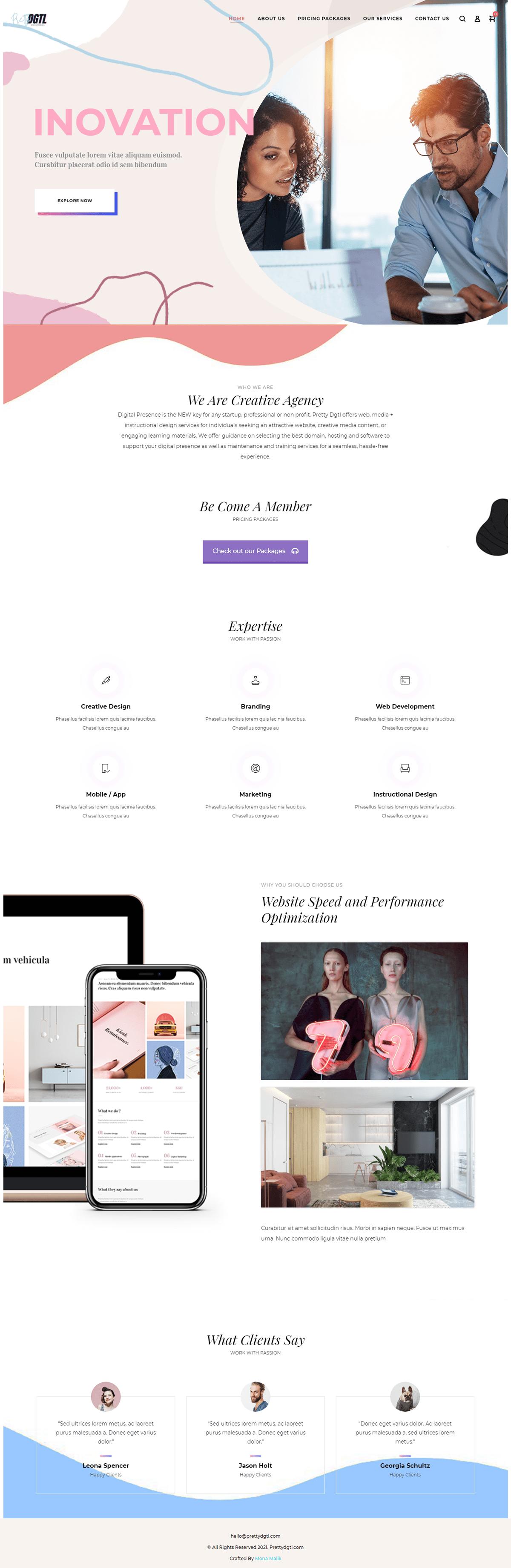 developer monawebdeveloper programmer Web Design  Website