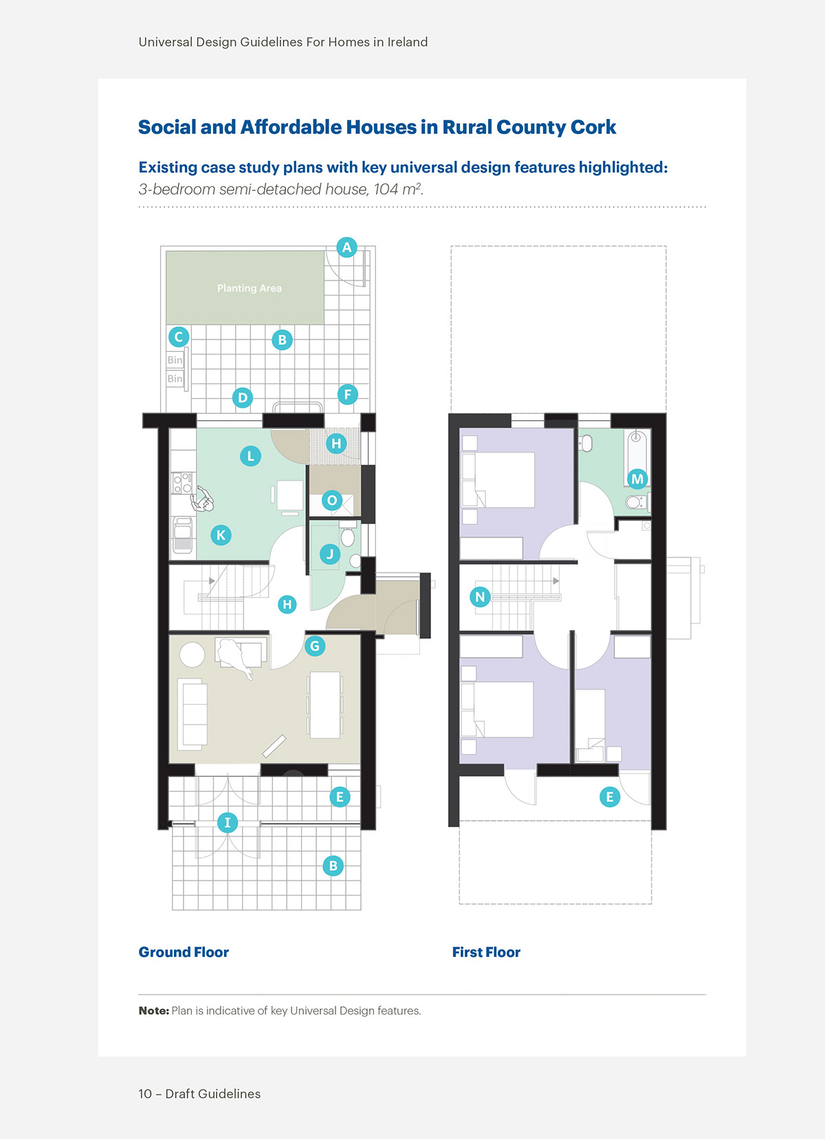 Guidelines on Universal Design Homes for Ireland on Behance