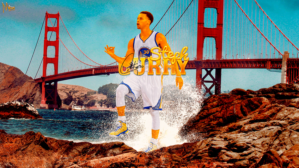 sneakers for cheap ba0b2 e5d1a Next Back Source · Stephen Curry Wallpaper on Behance Stephen Curry  wallpaper Full version Source · Steph Curry for Brita Drink Amazing ...