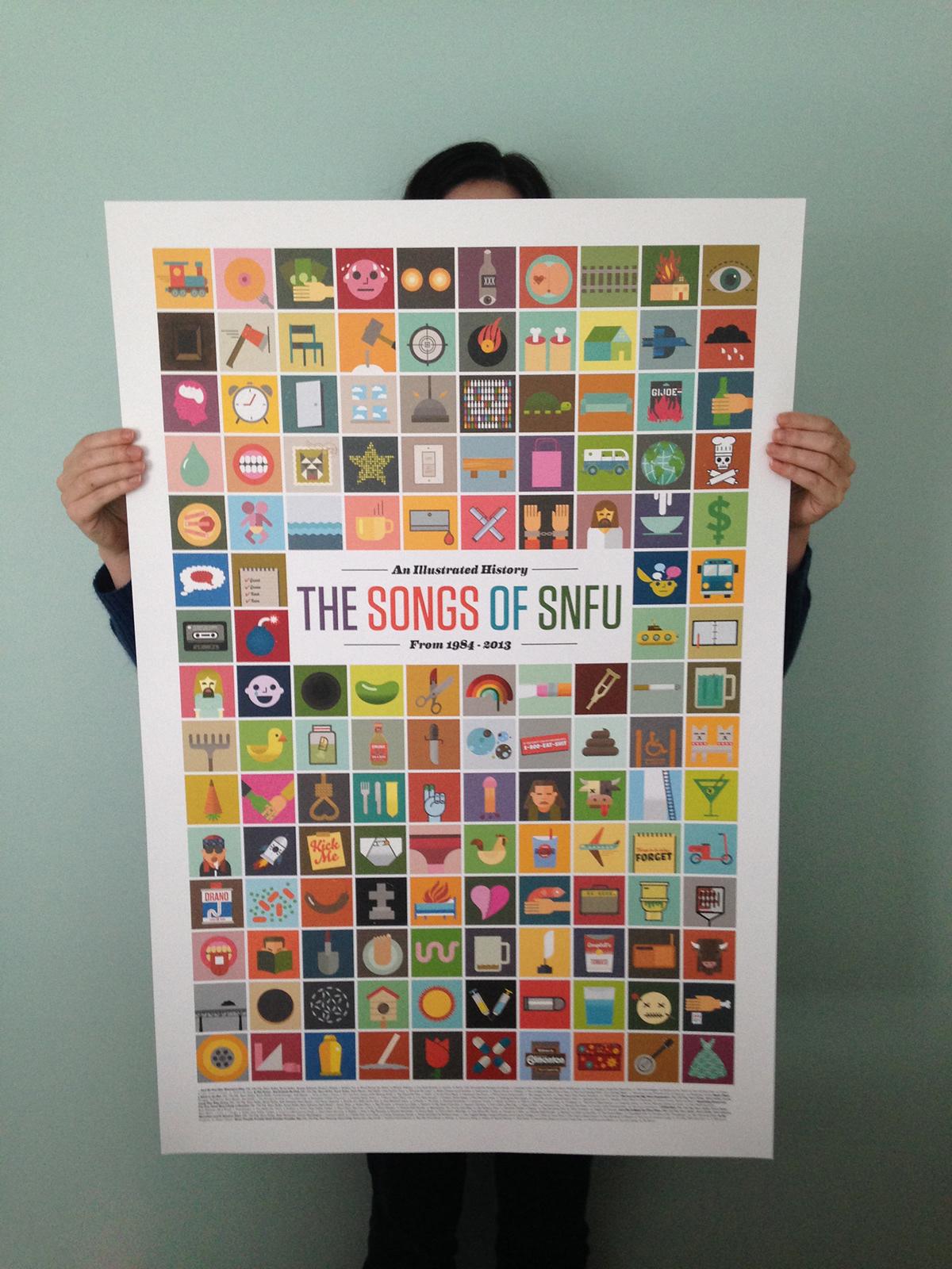 poster design print