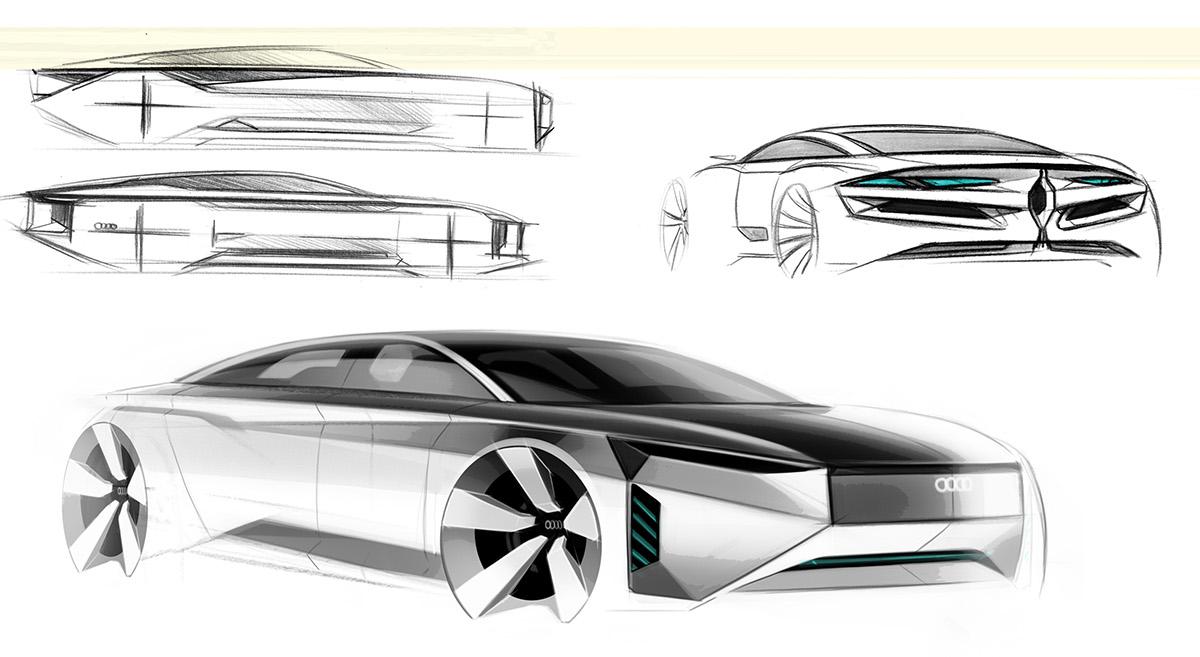 Sketches from my studium in pfozrheim 2009 2012 on behance for Industrial design studium