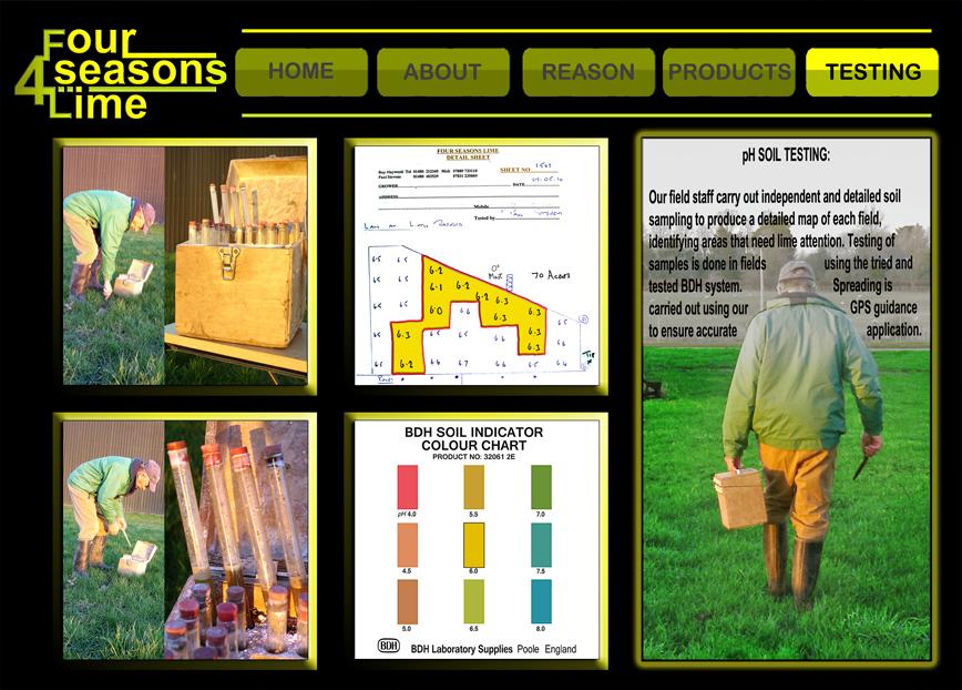 Four Seasons Lime (UK) on Behance