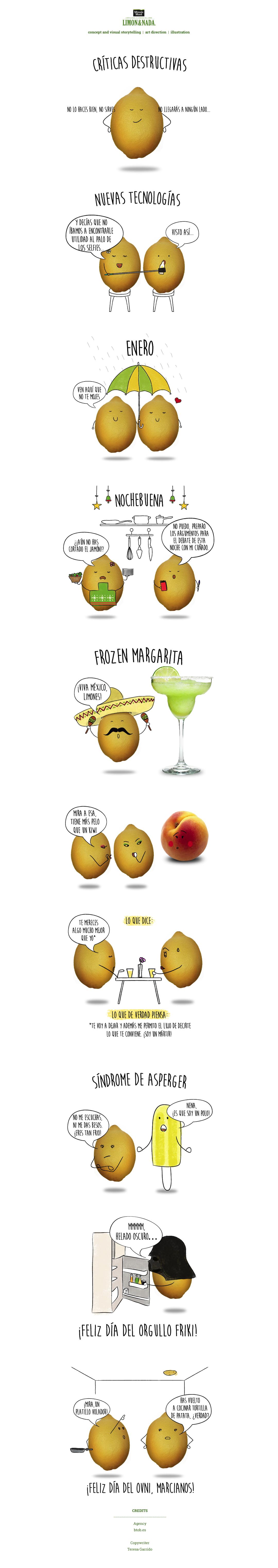 Limon & Nada storytelling