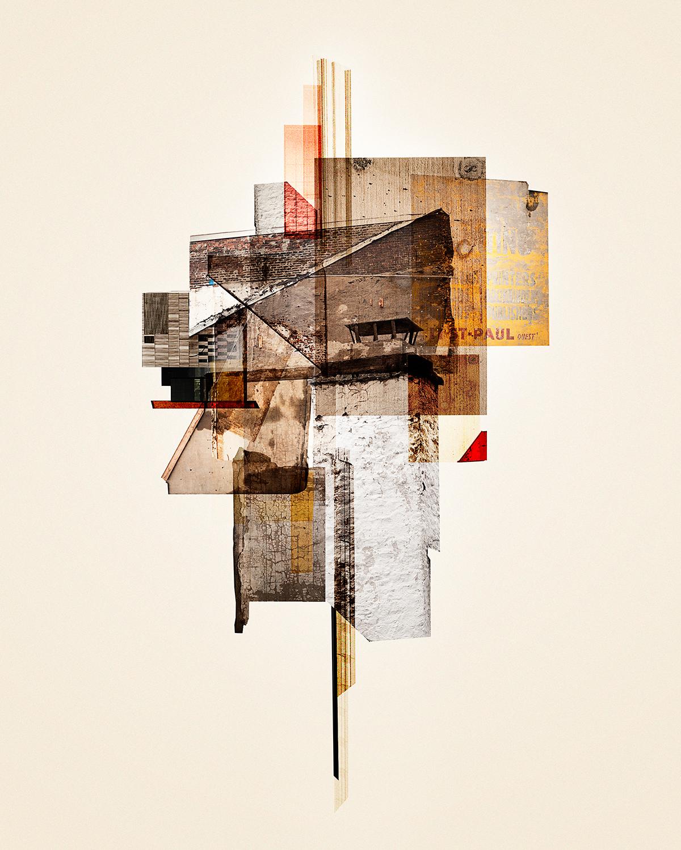 deconstructivism on behance