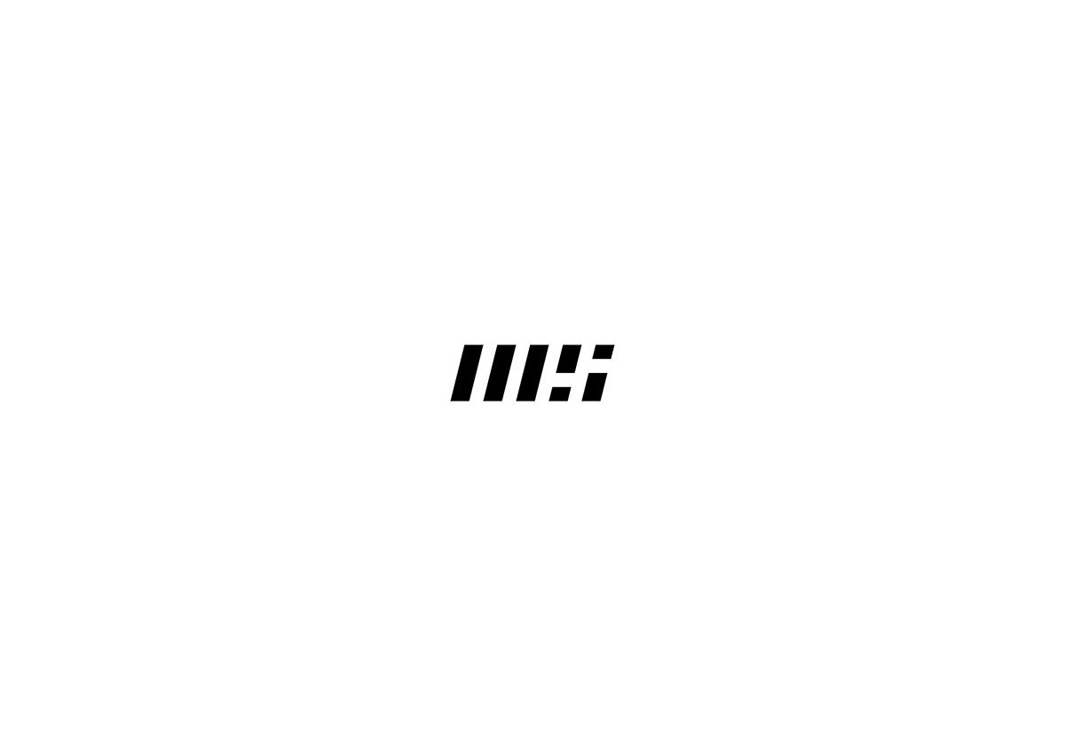 brand identity logo design personal Brazil monogram