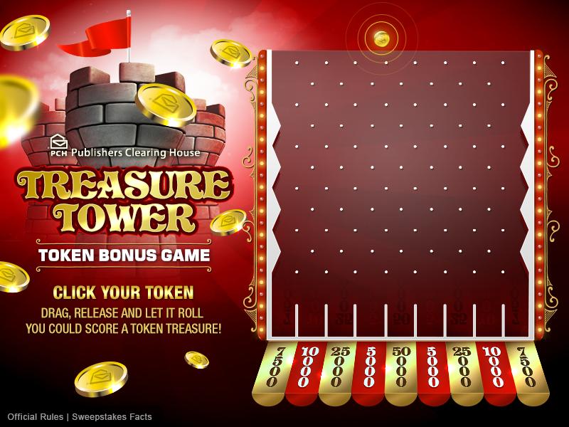 Treasure Tower Game on Behance