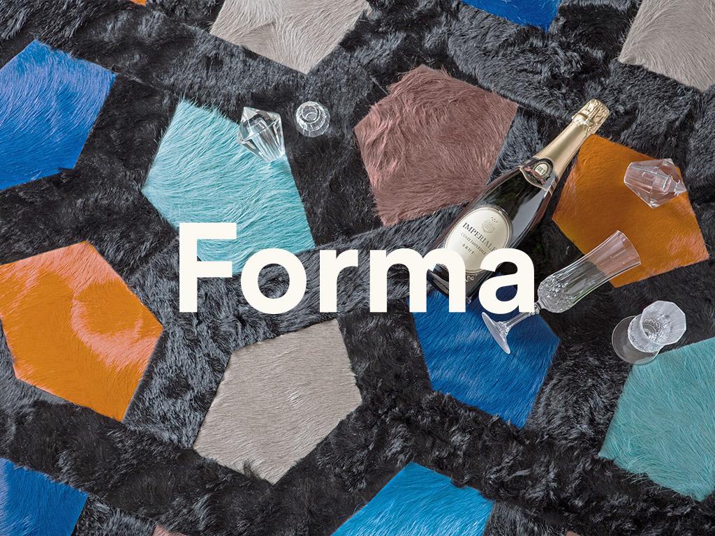 Dedalo living design Interior logo modularity modular minimal pattern leather carpet grafica identità visiva visual identity immagine coordinata