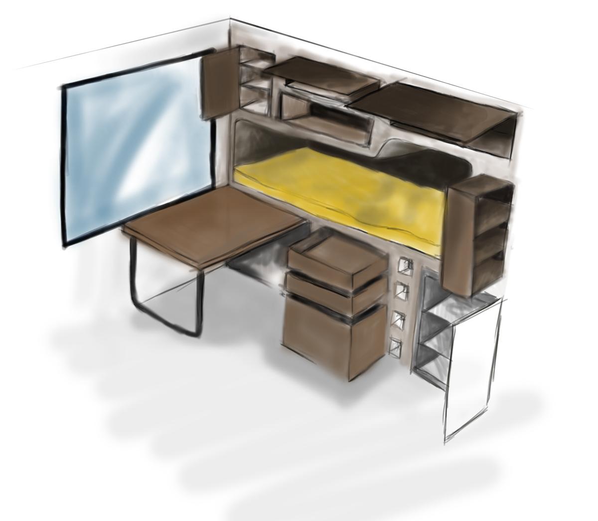 tablette graphique on behance. Black Bedroom Furniture Sets. Home Design Ideas
