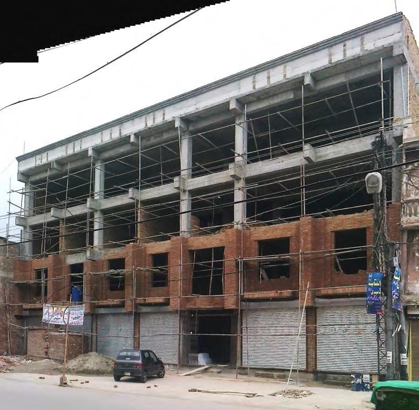 Raja Bazar Rawalpindi: Mr. Hamid Plaza, Raja Bazaar, Rawalpindi. On Behance