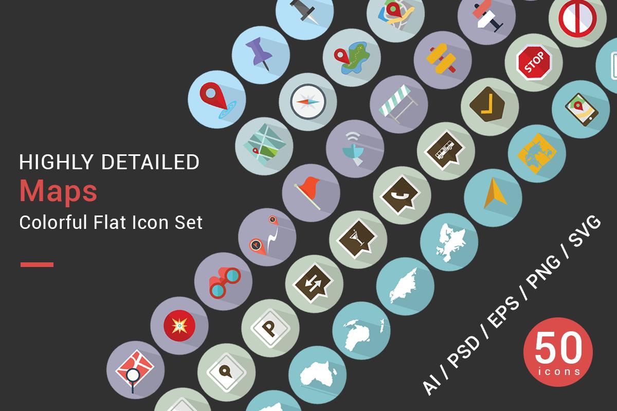1500 Flat Icons (JUMBO BUNDLE) on Behance