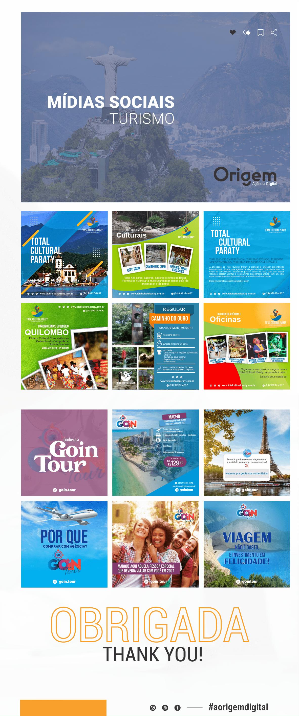 gestão de midias lazer marketing   marketing de conteúdo mídias sociais Turismo viagens