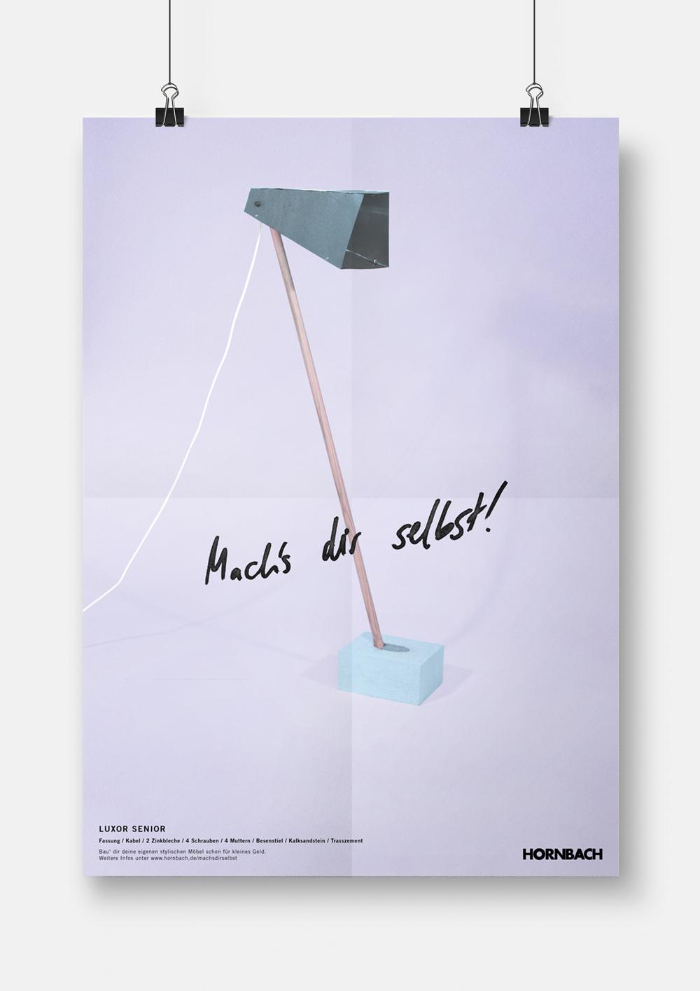 furniture graphic Baumarkt image advert campaign student studio photo Colourful