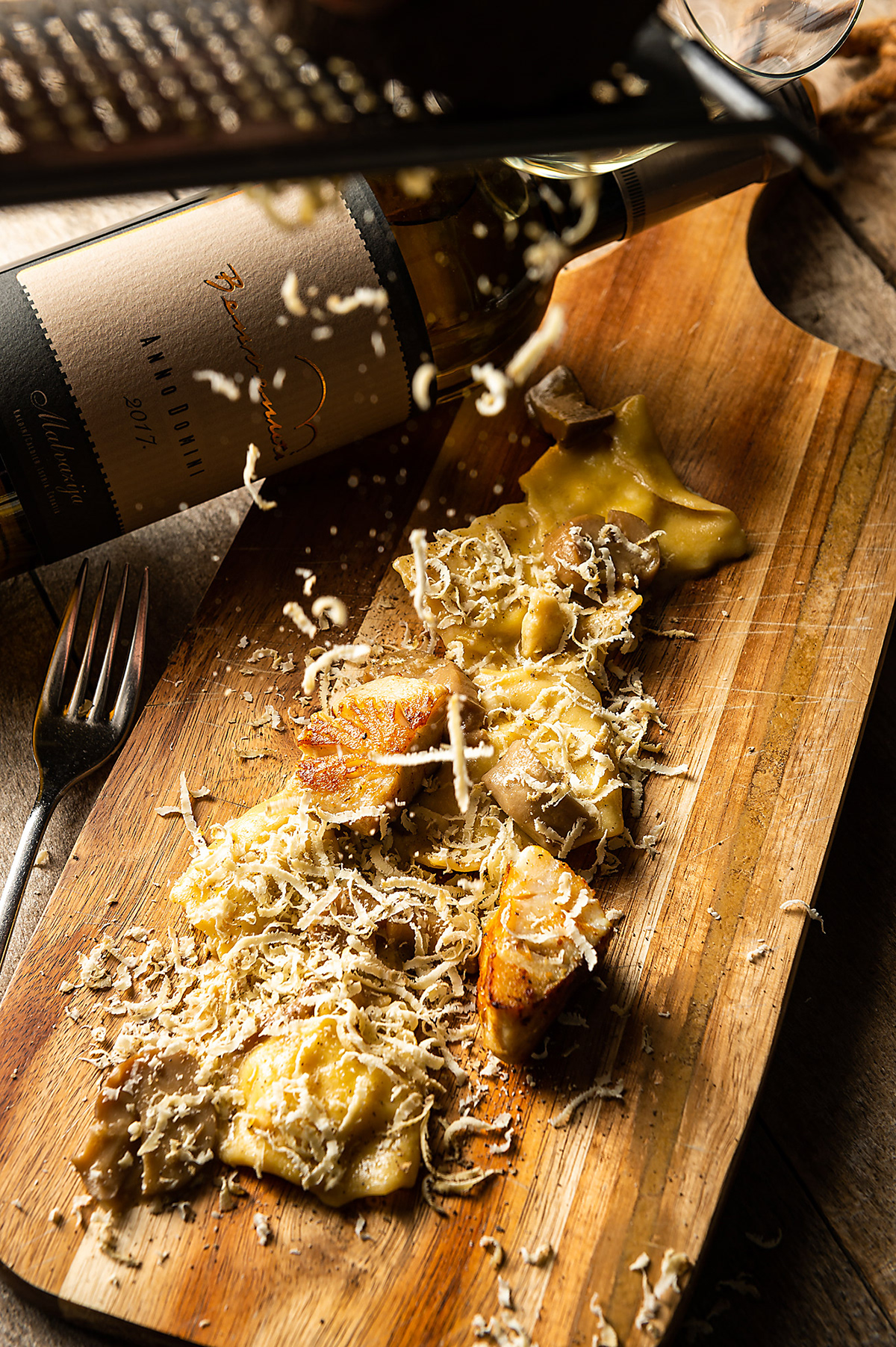 dejanhren plethoraofcreativity rivica hren dražen lesica Benvenuti wine dine Food