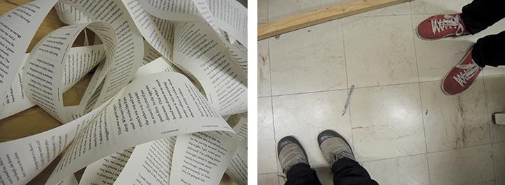 atelier octobre liz racz richard b edition sérigraphie silkscreen mobius moebius DIY Maureen Siegel
