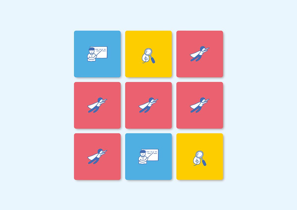 cardgames cards Packaging Education Schools teachers educators game path Possibilities