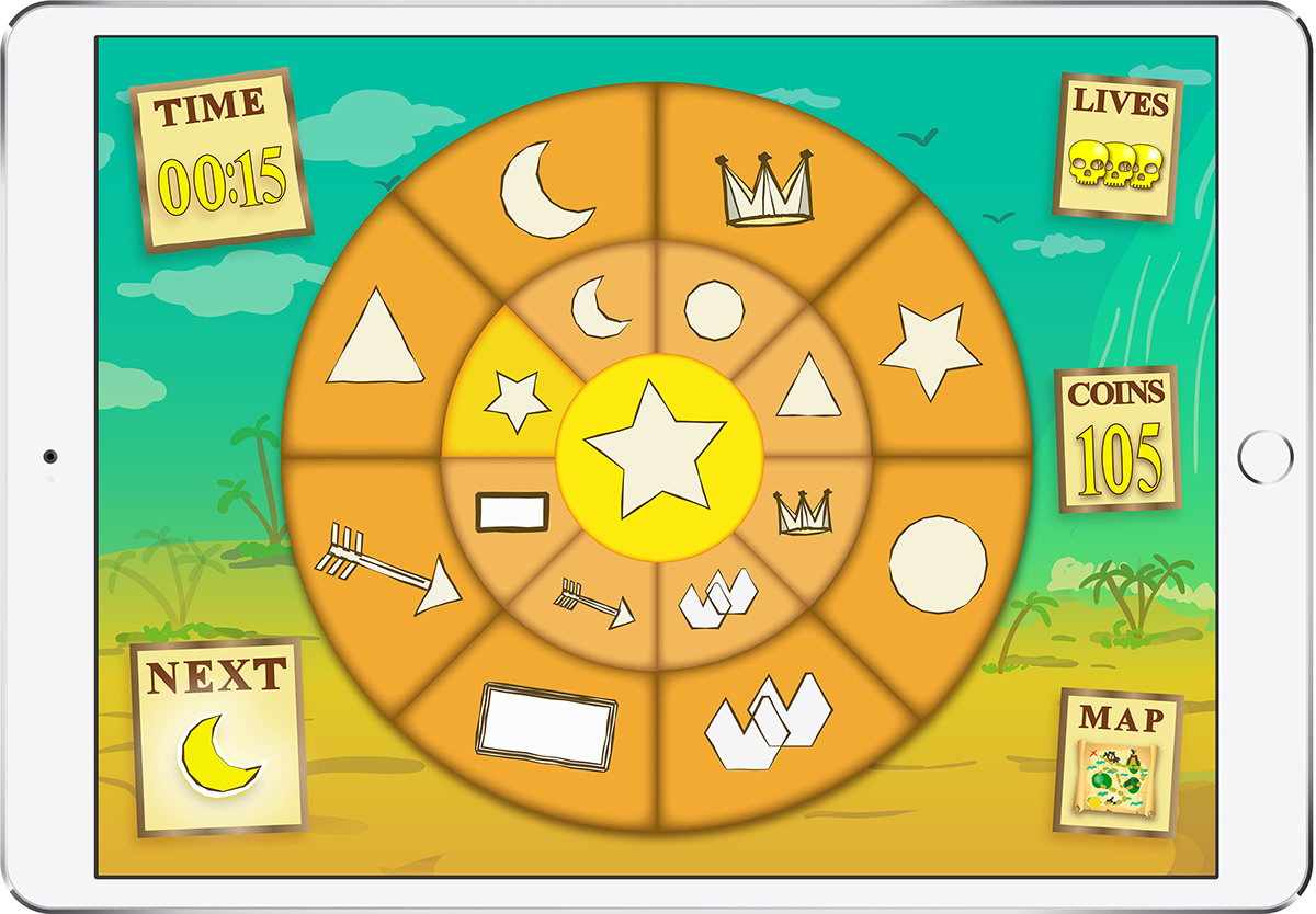 Game concept design