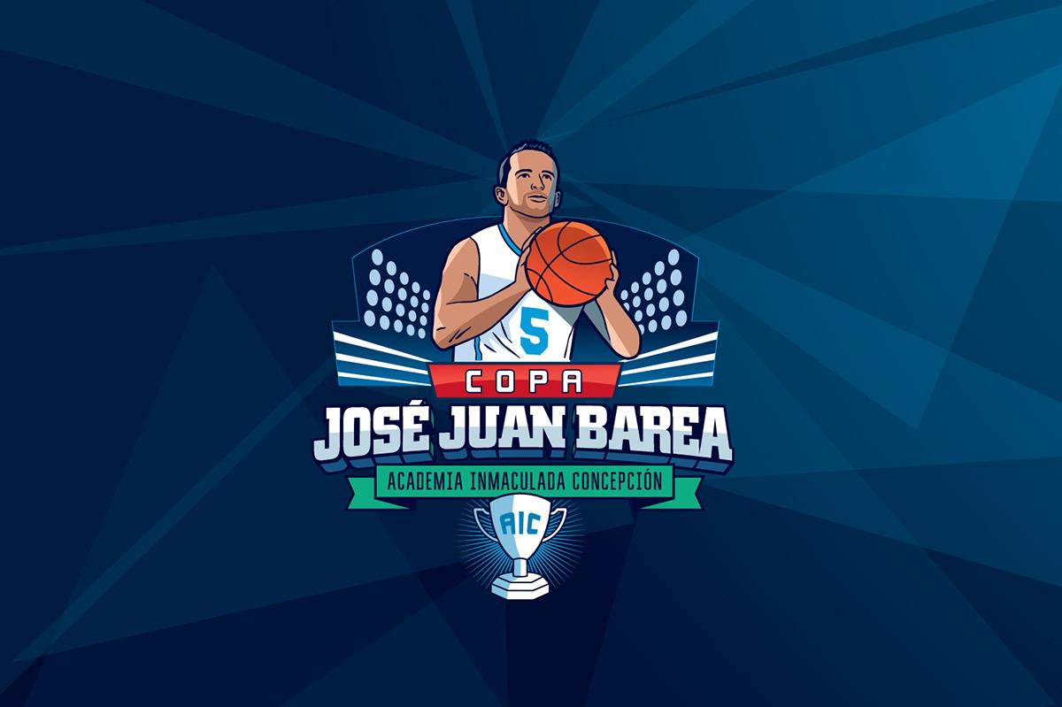 Copa José Juan Barea On Behance