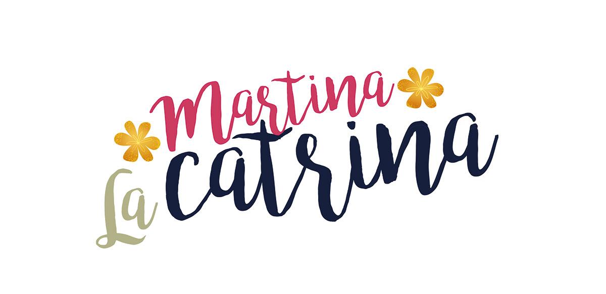 ilustracion infantil catrina mejico photoshop Illustrator