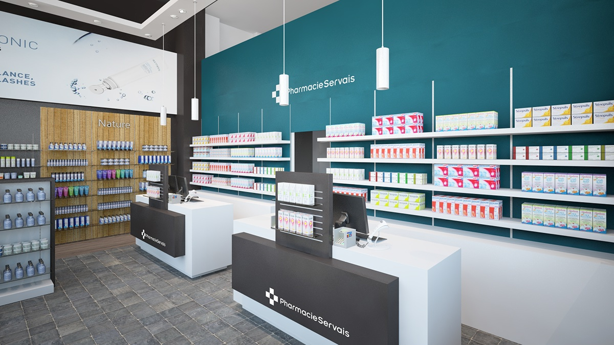 2015 viz collection of pharmacy designs on behance