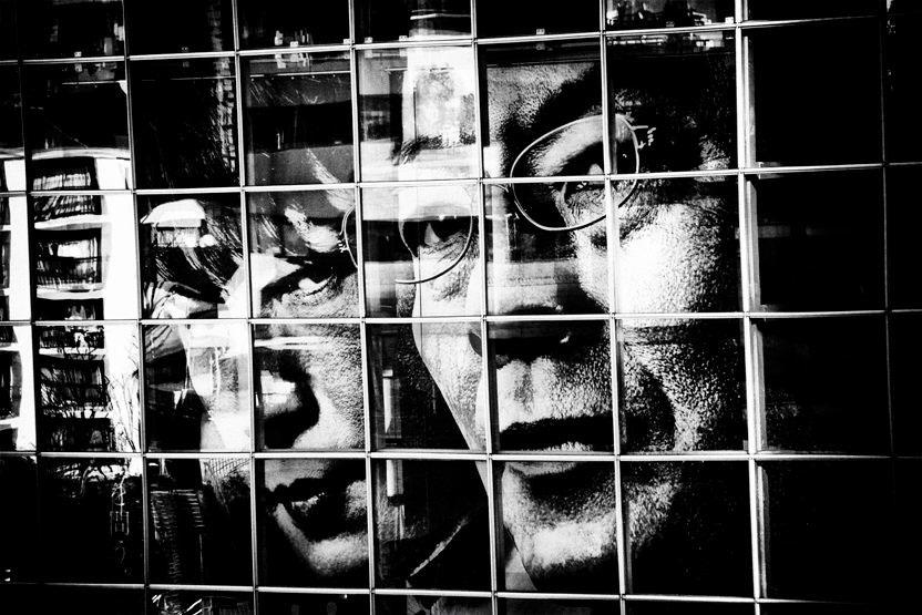 art Fair photo photographer Exhibition  contemporary sale cool rock monotone b & w Street artist