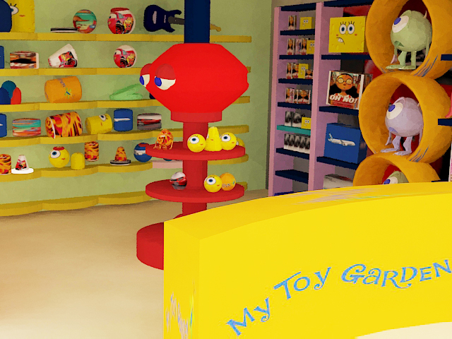 Toy Shop Interior Design On Behance