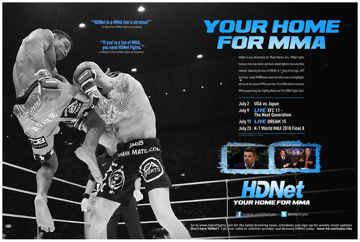 HDNet - HDNet Fights Season 1 ...