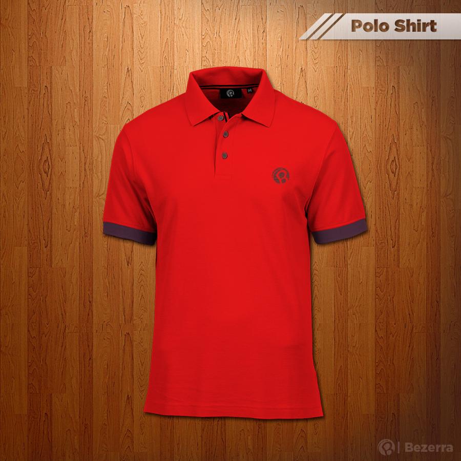 Free Psd Mockup Polo Shirt On Behance Kaos Polos Navy Blue Link To Download