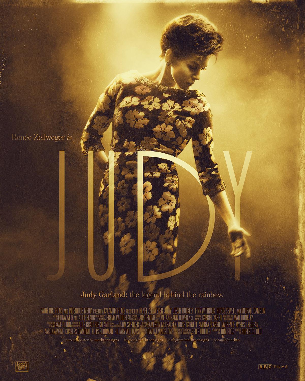 JUDY - Movie Poster