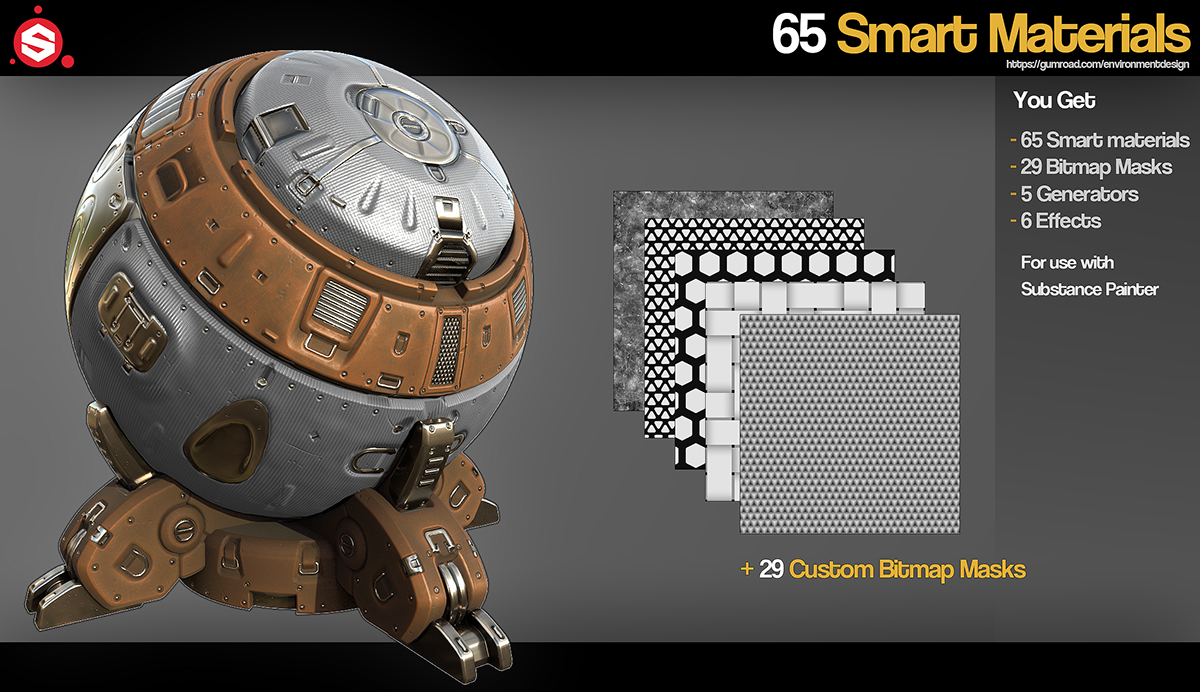 SP - 65 Industrial smart materials on Wacom Gallery