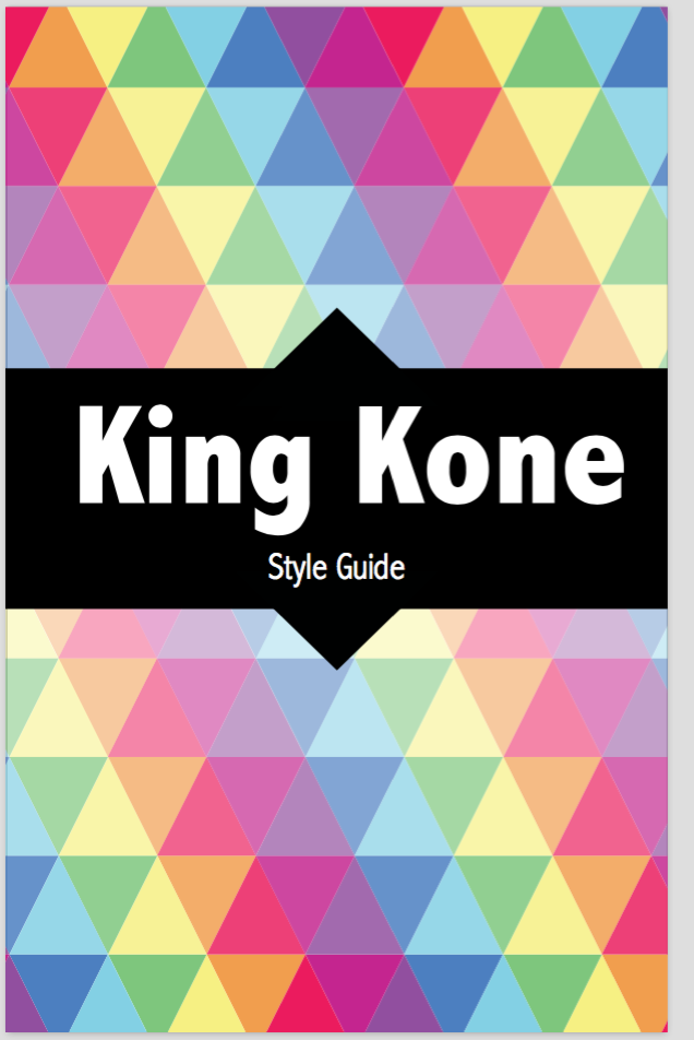 Kone design guide