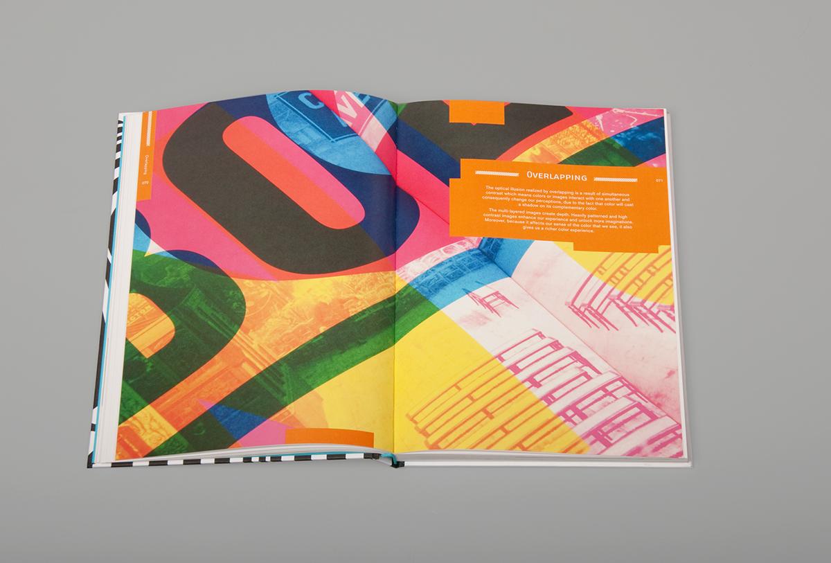 sandu publishing optical illusion graphic design  Spatial Design